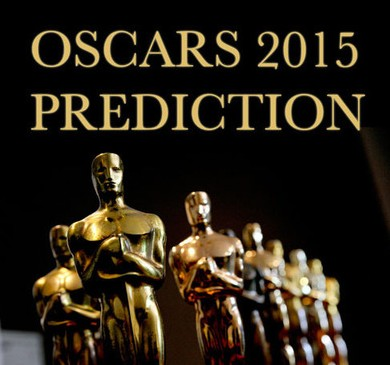 Oscar Prediction 2015 by Chris Philpott