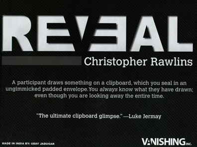 Christopher Rawlins - Reveal