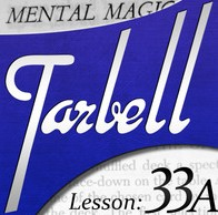 Tarbell 33A: Mental Magic (Instant Download)