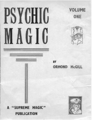 Ormond McGill - Psychic Magic (1-6)