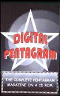 The Digital Pentagram by Peter Warlock : Pentagram magazine, 1946 to 1959