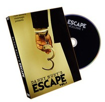 Escape Vol. 1 by Danny Hunt & RSVP