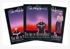 Paul Harris - The Art of Astonishment (1-3) PDF ebooks