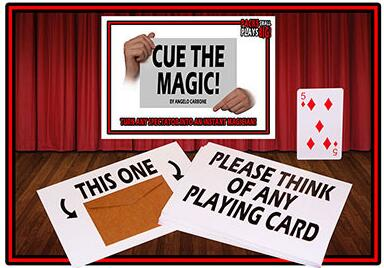 Angelo Carbone - Cue the Magic PDF