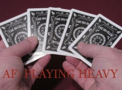Audience First: Playing Heavy by Steve Reynolds