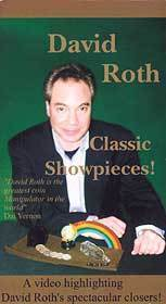 David Roth - Classic Showpieces