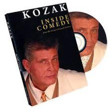 Inside Comedy by Paul Kozak