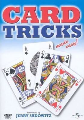Jerry Sadowitz - Card Tricks Made Easy