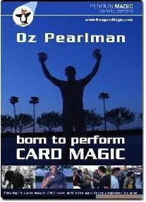 Oz Pearlman - Born To Perform Card Magic