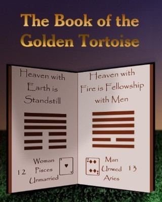 Bob Cassidy - The Book of the Golden Tortoise