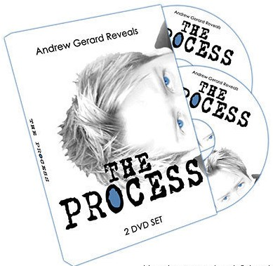 Andrew Gerard - The Process