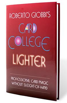Roberto Giobbi - Card College Lighter