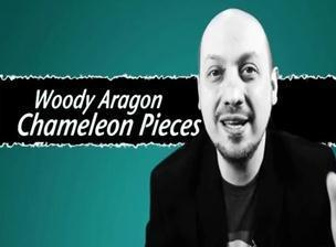 Woody Aragon - Chameleon Pieces