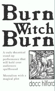 Docc Hilford - Burn Witch Burn