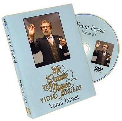 The Greater Magic Video Library Vol.60 Vanni Bossi