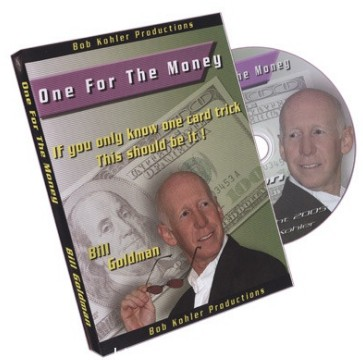 One for The Money by Bill Goldman