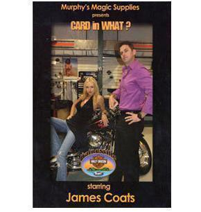 James Coats - Card in What