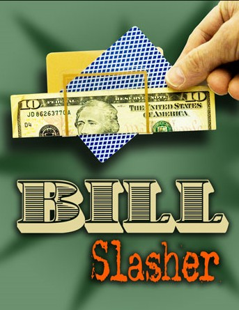 Bill Slasher (La carte a travers le billet)