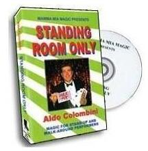 Aldo Colombini - Standing Room Only