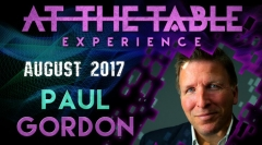 At the Table Live Lecture starring Paul Gordon