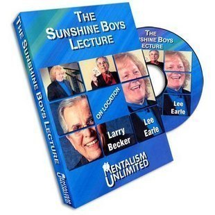 Sunshine Boys lecture by Lee Earle & Larry Becker