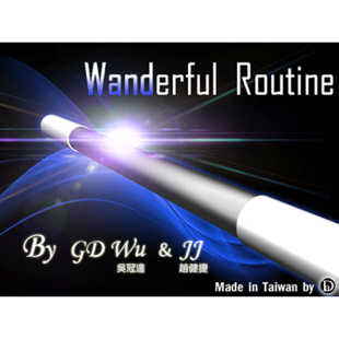 GD Wu & JJ - The Wanderful Routine
