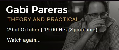 Theory And Practical by Gabi Pareras - Gkaps Live