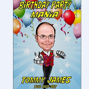 Birthday Party Mania by Tommy James (1-2) videos download