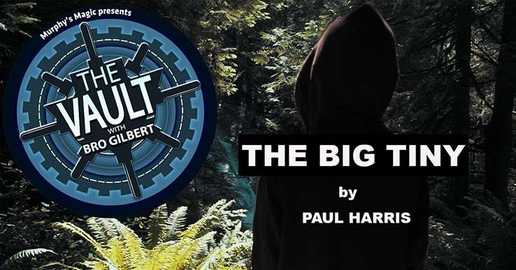 The Vault - The Big Tiny by Paul Harris