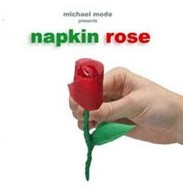 Napkin Rose by Michael Mode (Instant Download)