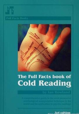 Ian Rowland - Full Facts Book of Cold Reading
