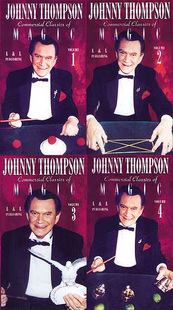 Johnny Thompson - Commercial Classics 4sets