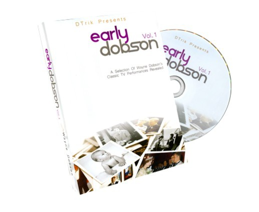 Early Dobson Vol 1 by Wayne Dobson