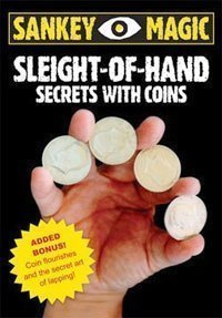 Sleight Of Hand Secrets With Coins by Jay Sankey (Video Download)