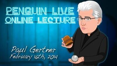 Paul Gertner LIVE (Penguin LIVE)