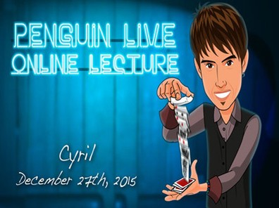 Penguin Live Online Lecture - Cyril