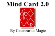 Mind Card 2.0 by Catanzarito Magic (DRM Protected Video Download)