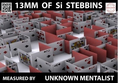 Unknown Mentalist - 13mm Of Si Stebbins