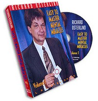 Easy to Master Mental Miracles R. Osterlind and L&L- #1