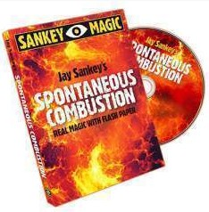 Jay Sankey - Spontaneous Combustion