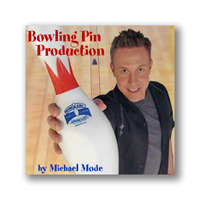 Bowling Pin Production by Mhael Mode