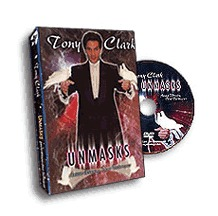 Tony Clark - Unmasks(1-2)