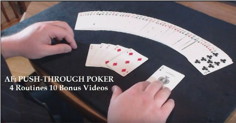 Audience First: Push Through Poker by Steve Reynolds