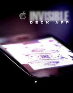 Invisible Deck iPhone / iTouch App by Jason Brumbalow and Brad Christian