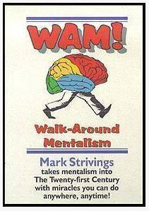 Mark Strivings - Walk Around Mentalism