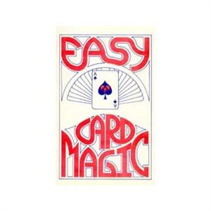 Easy Card Magic by Rob Roy