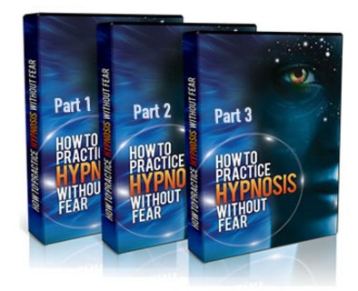 Igor Ledochowski - How To Practice Hypnosis Without Fear 3DVDs set