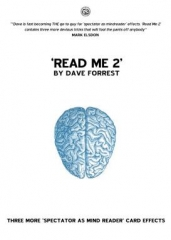 Read Me 2 by Dave Forrest