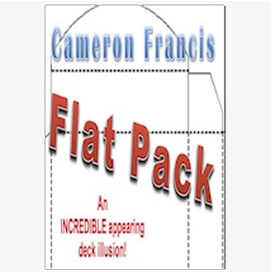Cameron Francis - Flat Pack