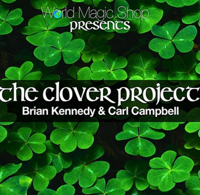 The Clover Project by Brian Kennedy